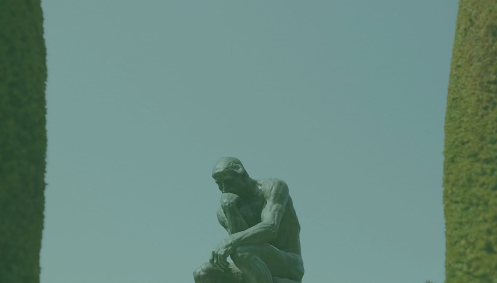 The Thinker monument