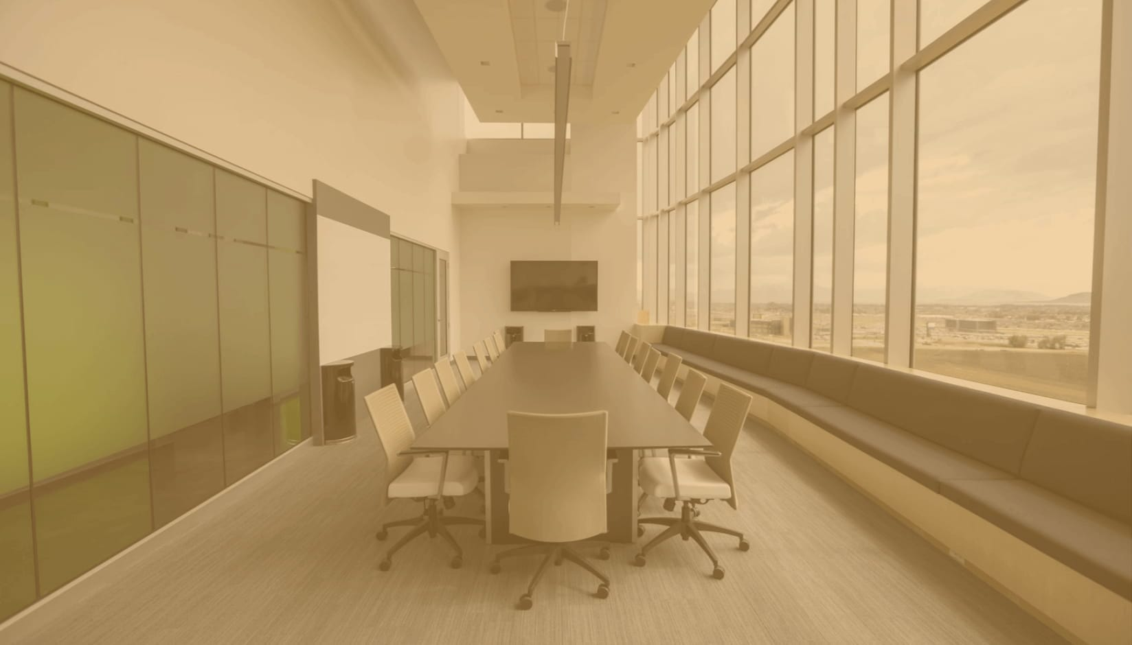 Meeting room without credit system
